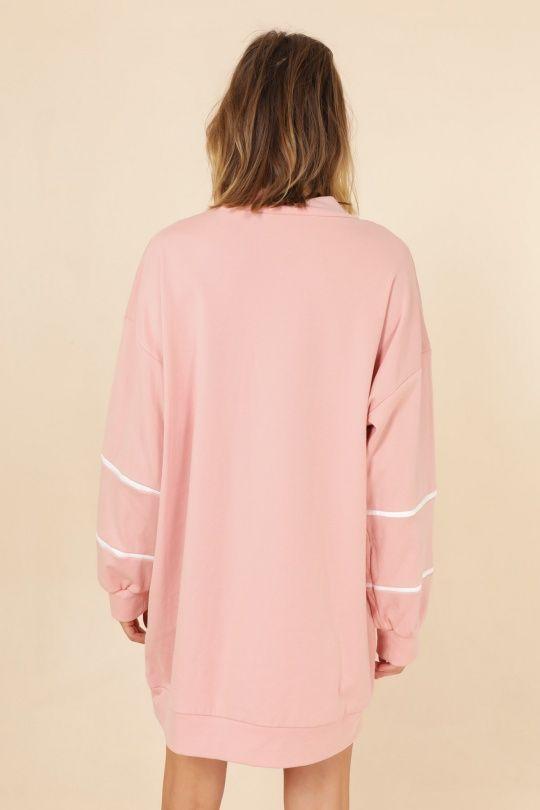 Ellen kjole rose kvinde V2985