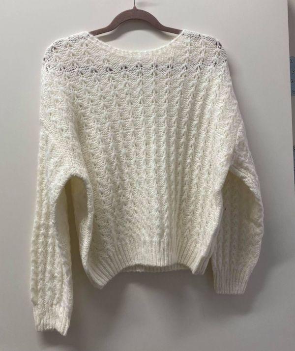 Kilky Sally bluse kvinde yp581 hvid