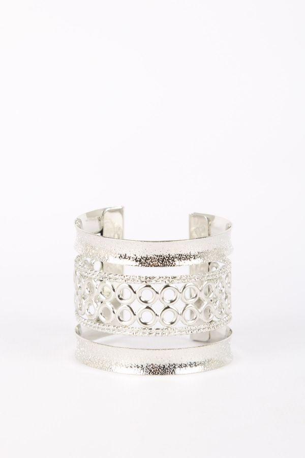 Koko armbånd Sølv