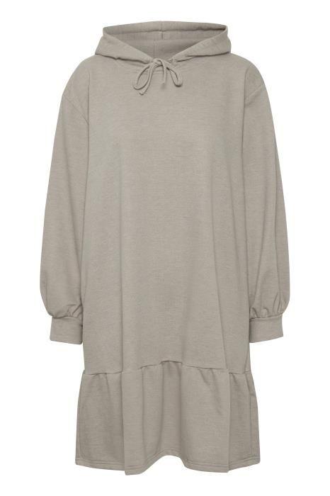 Cream - Crtalli - swet dress - Silver mink - dame