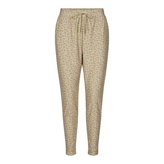 Liberte - Boheme bukser - Alma pants - sand leo - 9500 - dame