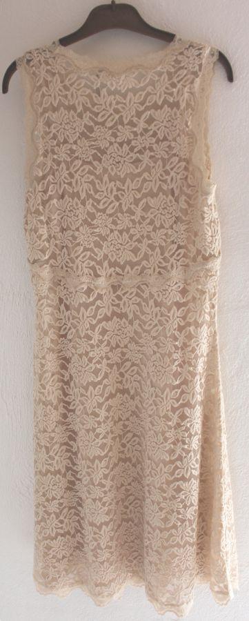 Rosemunde blonde kjoler - hvid - 4760-803 - dame