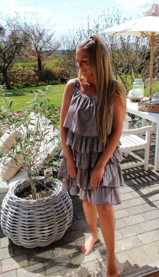 Tina Wodstrup layer kjole 2450j