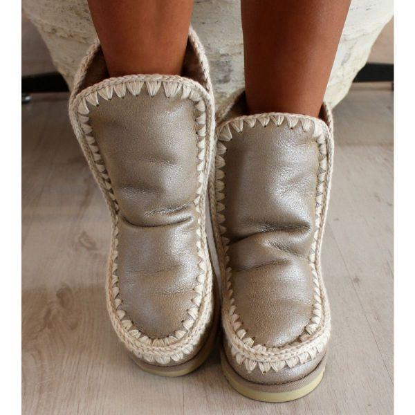 Mou eskimo støvler 24 kvinde STME
