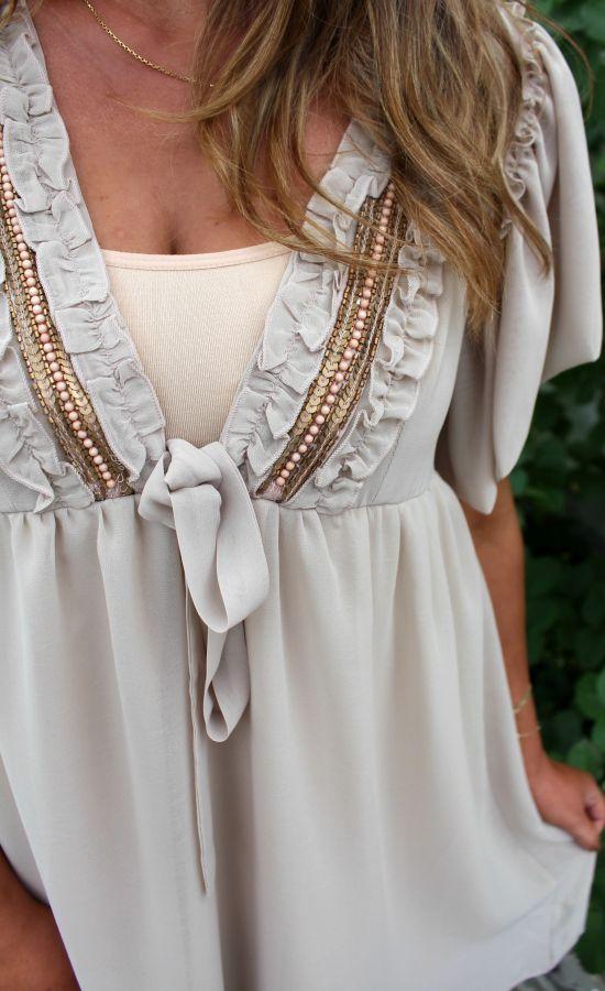 By Baunbaek - Melanie - kjole