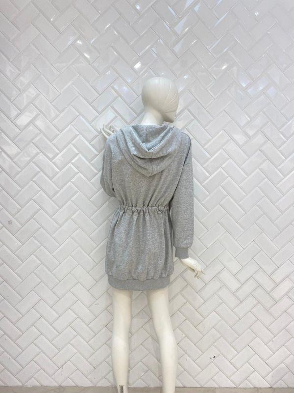 Lorene sweatshirt kjole 9475 kvinde grå
