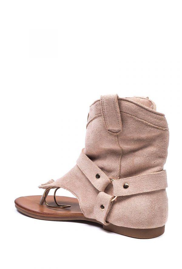 Marq boho sandal - Beige - 3458