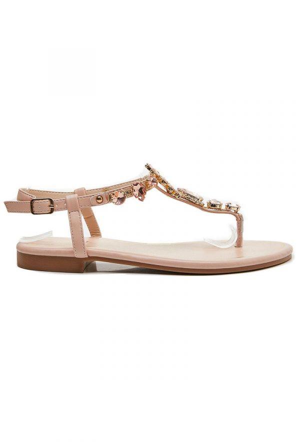 Bella sandal Kvinde 6691 rosa