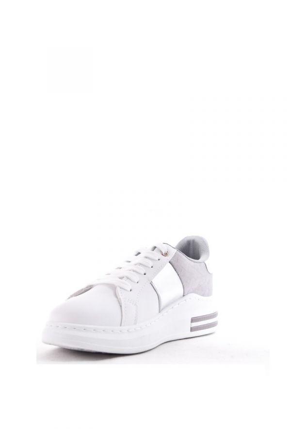 Sasja sneakers RC-06 sølv