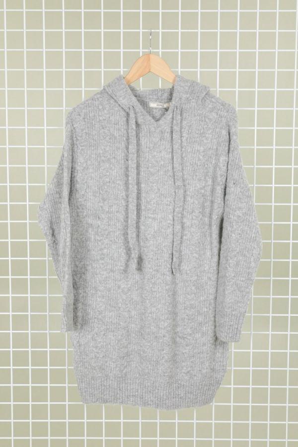 Unigirl kjole kvinde 6212 grå